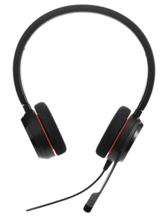 JABRA EVOLVE 20 MS STEREO NC BIN product photo