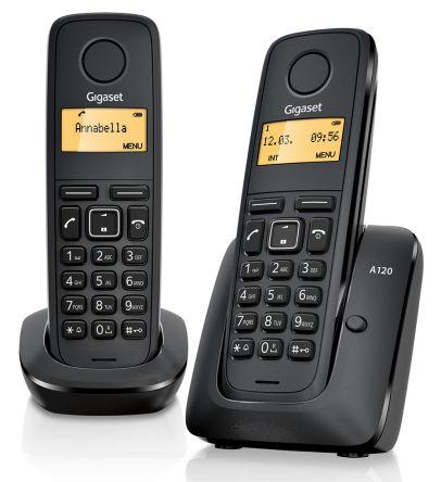 Siemens Gigaset A120 Cordless Telephone