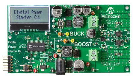 Microchip Digital Power MPLAB Power Supply