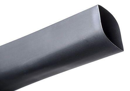 Heatshrink Sleeving 2:1 1.2m Black Dia 4.8mm