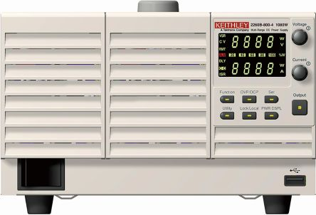 Bench Power Supply 2260B-250-13 Digital 1.1kW, 1 Output 0 -> 250V 13.5A With UKAS Calibration product photo
