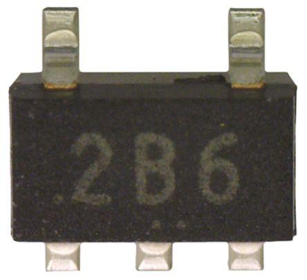 Toshiba TC7SZ125F,LJ(CT, 1, Bus Buffer, 6 ns @ 50 pF 32mA, 5-Pin SSOP