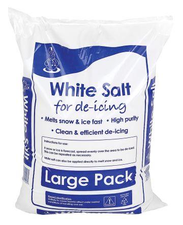 RS PRO 25 kg Bag of De-icing Salt