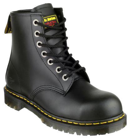 dr martens steel cap boots