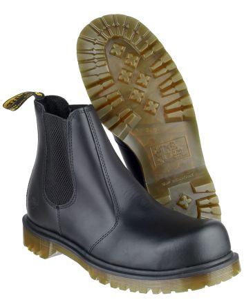 Steel Toe Cap Men Safety Boots, UK