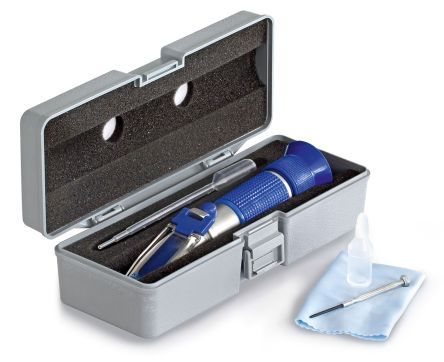 Kern Salt Refractometer, 28% max, 0% min, Analogue