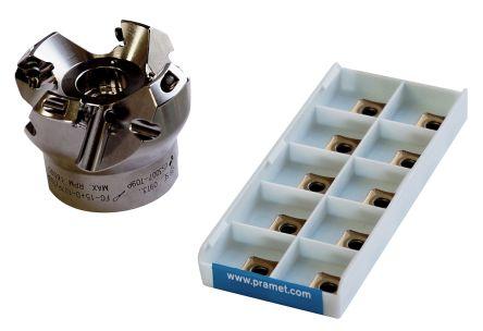 Rs45se09f 40 Pramet Pramet Milling Cutter Set Face Milling Cutter