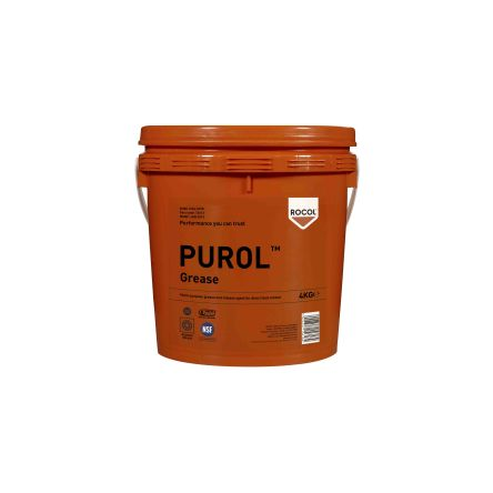 4 kg PUROL Grease Bucket Oil for Clean Environments, Food Industry, Pharmaceutical Use product photo