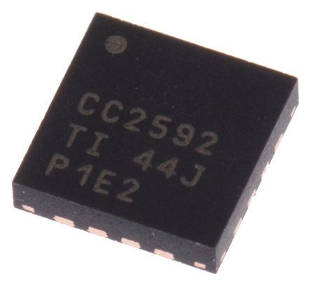 TS3A227ERVAR Texas Instruments, Audio Switch 1-Input 2-Output 16-Pin VQFN