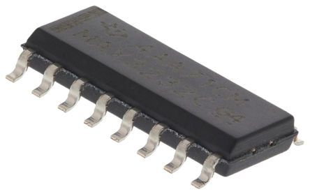 Texas Instruments UCC29950D, Power Factor & PWM Controller, 18 V, 109 kHz 16-Pin, SOIC