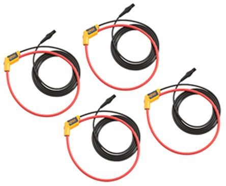 FLUKE-17xx IFLEXi 3000A 24 IN, 4 PACK Energy Monitor Clamp, For Use With Fluke 1730 Energy Logger