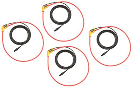 FLUKE-17xx IFLEXi 6000A 36 IN, 4 PACK Energy Monitor Clamp, For Use With Fluke 1730 Energy Logger