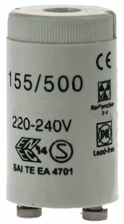 Sylvania 24422 Fluorescent Light Starter, 4 → 125 W