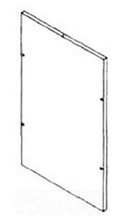 nVent-Hoffman Protective Cover For Use With HMI Allen-Bradley PanelView  1400e Touch Screen, | Hoffman Enclosures | RS Components India