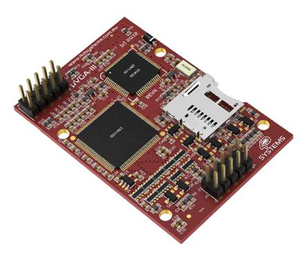 4D Systems UVGA-III LCD TFT 65k Display Controller