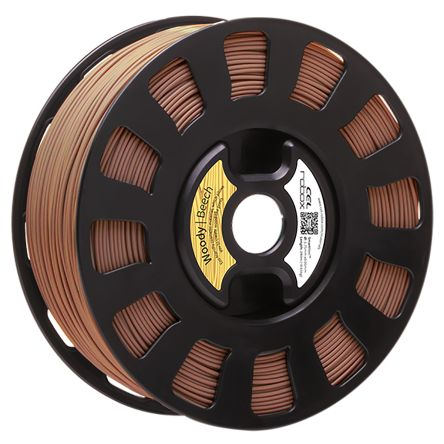 CEL 1.75mm Wood 3D Printer Filament, 750g