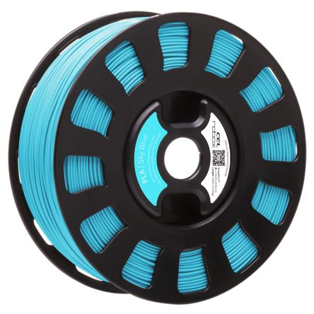 CEL 1.75mm Light Blue PLA 3D Printer Filament, 700g