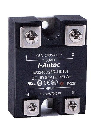 KSI240D40L Kudom 40 A Solid State Relay Zero Crossing Panel