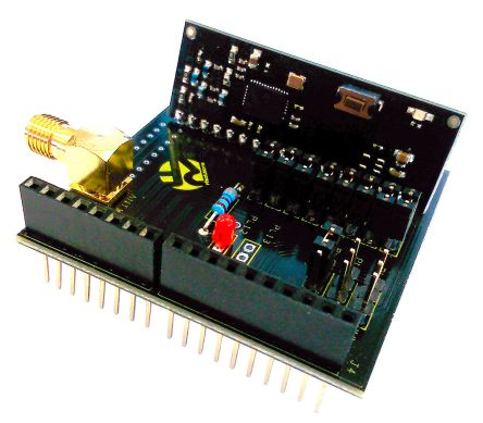RF Solutions BRAVO-ARD 868MHz RF Transceiver Shield for Arduino UNO