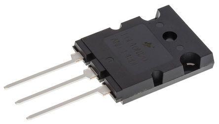 ON Semi 2SC5200OTU NPN Transistor, 17 A, 250 V, 3-Pin TO-264