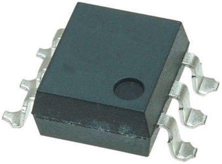 Vishay, LH1510AABTR DC Input MOSFET Output Optocoupler, Surface Mount, 6-Pin SMD