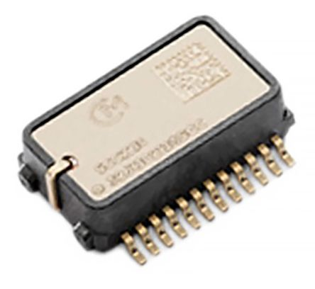 Murata SCC2130-D08, 3-Axis Accelerometer & Gyroscope, SPI, 24-Pin SOIC