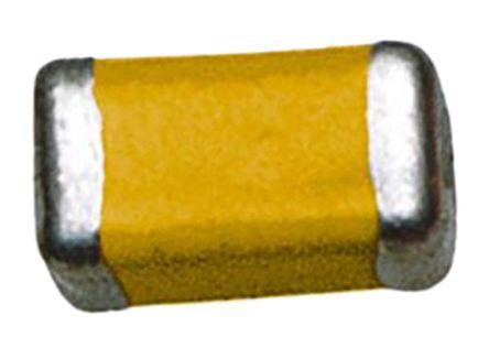 TDK 0603 (1608M) 100nF MLCC 100V dc ±10% SMD C1608X7S2A104K080AB