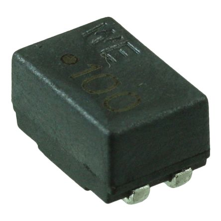 Wurth Elektronik 2 x 10 μH 1.6 A Common Mode Choke 2 x 0.08Ω