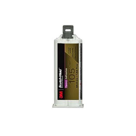 3M Scotch-Weld DP105 50 ml Clear Cartridge Epoxy Adhesive for Various  Materials