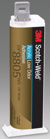 3M Scotch-Weld DP8805, 45 ml Liquid Acrylic Adhesive