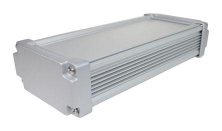 Aluminium Heat Sink Case, Silver, 175 x 80.8 x 45.8mm product photo