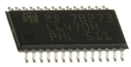 STMicroelectronics STNRG288ATR, 6-Channel PWM Voltage Mode Controller, 16 MHz 28-Pin, TSSOP