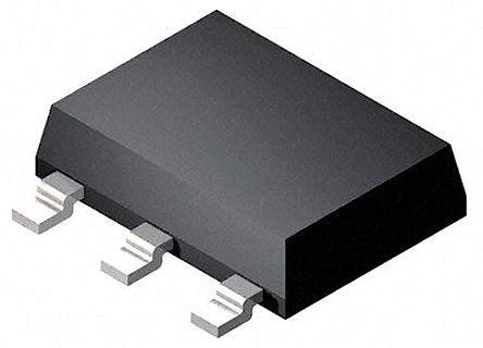 Infineon ITS41K0SMENHUMA1, 1-Channel Intelligent Power Switch, High Side NMOS, 60V 3 + Tab-Pin, SOT-223