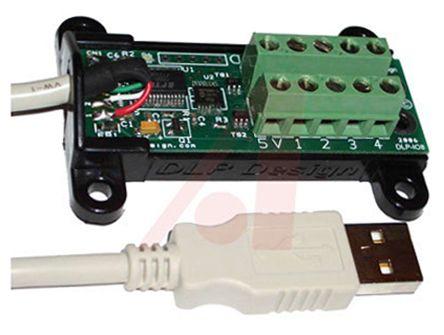 DLP-IO8-G USB Data Acquisition product photo