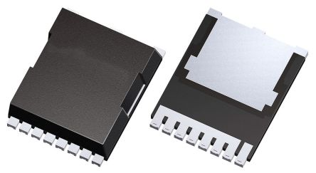 Infineon IPT020N10N3 N-channel MOSFET, 300 A, 100 V OptiMOS 3, 8-Pin HSOF