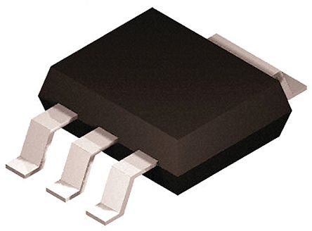 Infineon BTS3118NHUMA1, 1-Channel Intelligent Power Switch, Low Side, 2.17A, 42V 3 + Tab-Pin, SOT-223