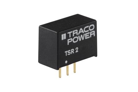 TRACOPOWER Through Hole Switching Regulator, 5V dc Output Voltage, 6.5  36V dc Input Voltage, 2A Output Current