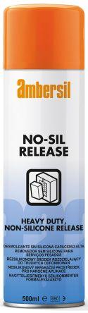 Ambersil 500 ml Non-Silicone Mould Release Agent Plastic, Rubber +170°C