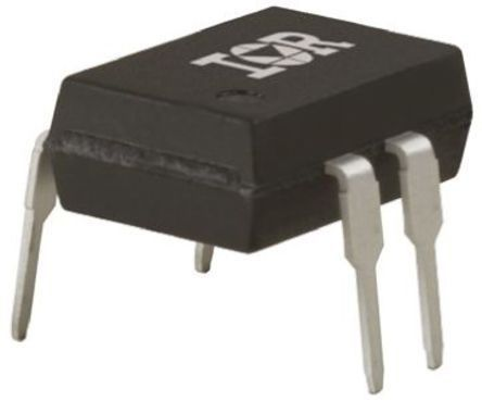 Infineon 50 mA dc SPNO Solid State Relay, Analogue, PCB Mount, MOSFET, 300 V ac/dc Maximum Load
