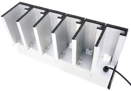 Charging station for  Portable Pipelines