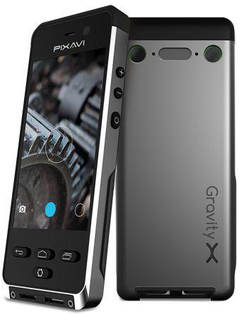 PIXAVI Gravity X Intrinsically Safe Digital Camera ATEX, IECEx product photo