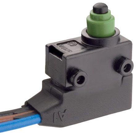 Mikroschalter SNAP ACTION SPDT 2A//24VDC ON- IP67 1,8N 1058.5073 Mikroschalte ON