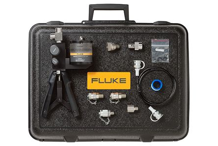 FLUKE-700HTPK2 Pressure Pump Kit, Pump Type Hand, Hydraulic 690bar