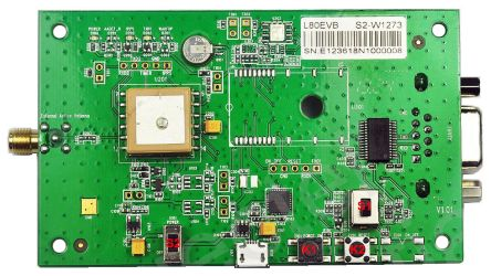Quectel GPS Evaluation Board for L80