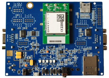 Quectel 3G/GSM Mobile Communication (Cellular) Evaluation Board for UC20
