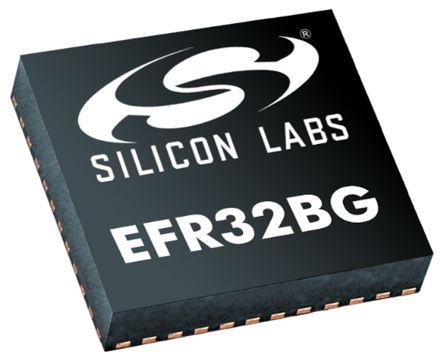 Silicon Labs EFR32BG1V132F256GM48-B0 Bluetooth SoC