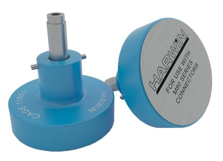Positioner for Datamate hand crimp tool