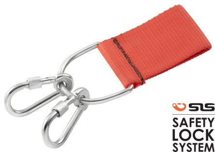 Facom Stainless Steel SLS Height Safe Belt Ring, 4kg Capacity