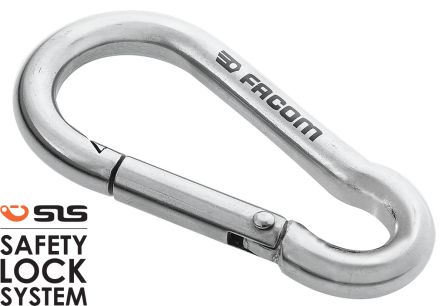 Carabiners 316 Stainless Steel Snap Hook, 800kg Support Weight product photo