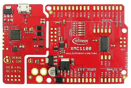 XMC1100 Microcontroller Boot Kit